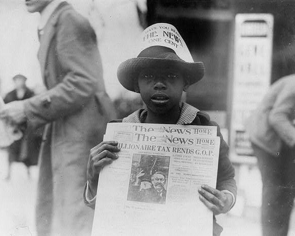 New Website Devoted to Georgia Historic Newspapers Available from the Digital Library of Georgia