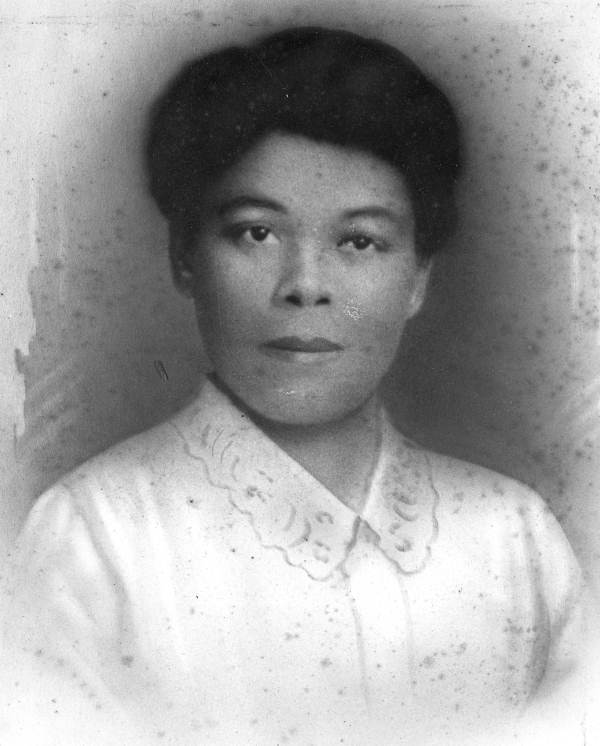 Portrait of Mattie Rosier - Jacksonville, Florida, ca. 1910
