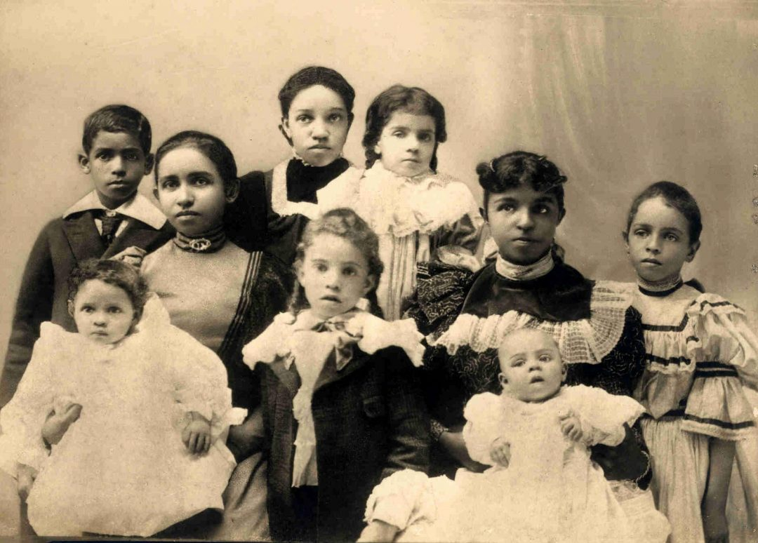 Robert Smalls' Grandchildren, 1898, Beaufort, SC, Contributed by Michael Boulware Moore