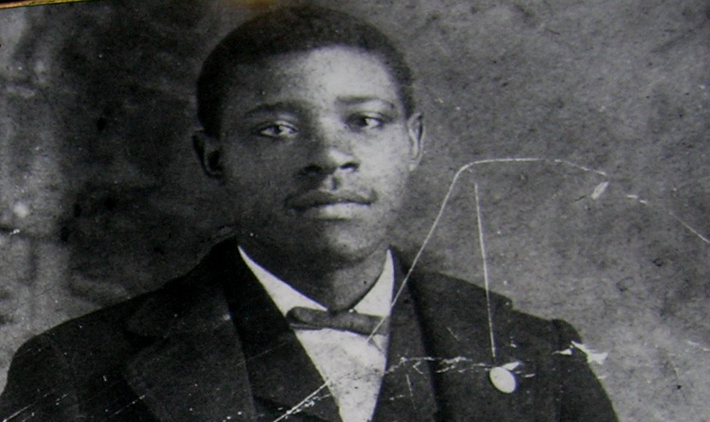 Calvin R. Yarborough, Jr. b. 1882 in Louisburg, NC, Contributed by Renate Yarborough Sanders
