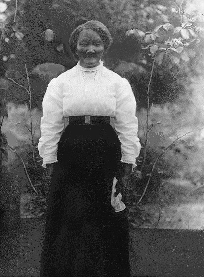 Laura Dunston, Free Person of Color, b. June 17, 1846, Louisburg, NC, Contributed by Renate Yarborough Sanders