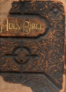Thames Family Bible 1