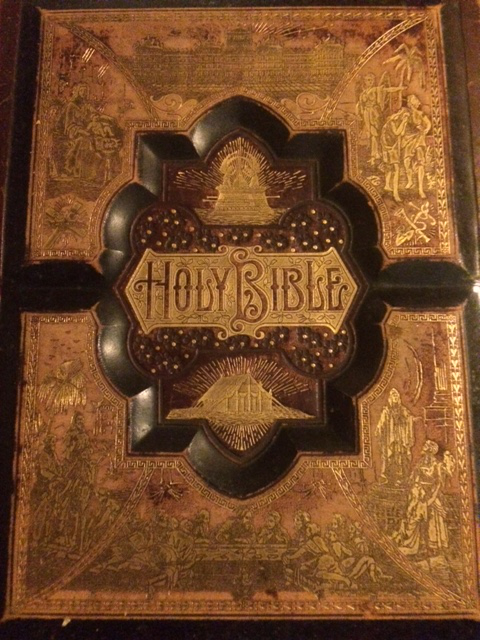 Yarborough Family Bible Record, Louisburg, Franklin County, NC, Contributed by Renate Yarborough Sanders