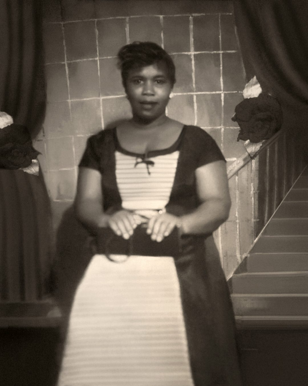 Mildred Evelyn Adamson, b. Charleston, SC, d. Baltimore, MD, Contributed by Aaron Mitchell