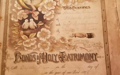 Jefferson and Amanda (Rivers) Graham Bible, Panola and Lafayette Counties, MS, Contributed by Glennie Graham Hines