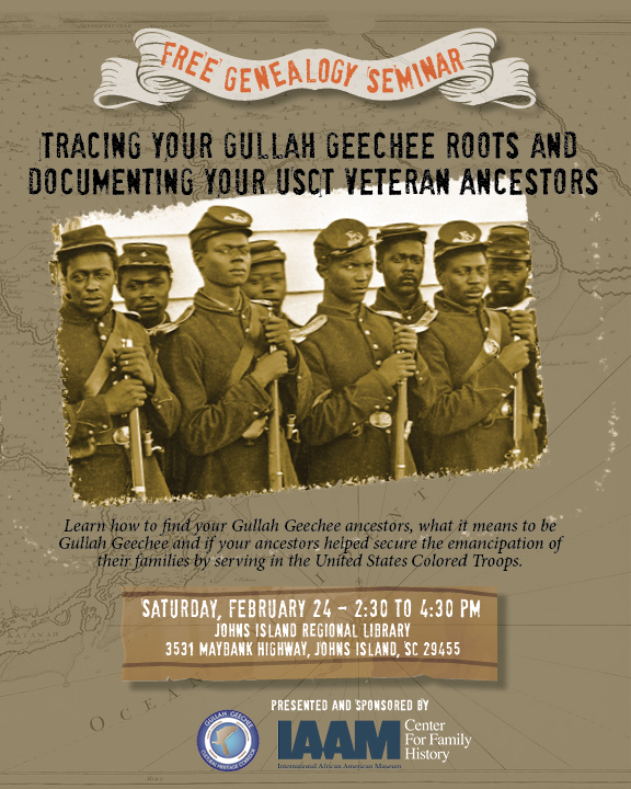 Tracing Your Gullah Roots