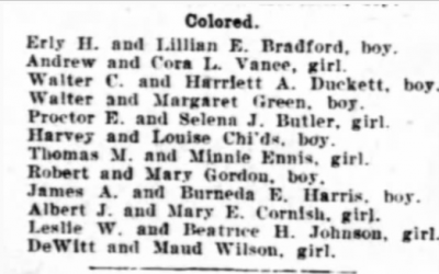 Can Historical Newspapers Help Me Determine My Freedman Ancestors?