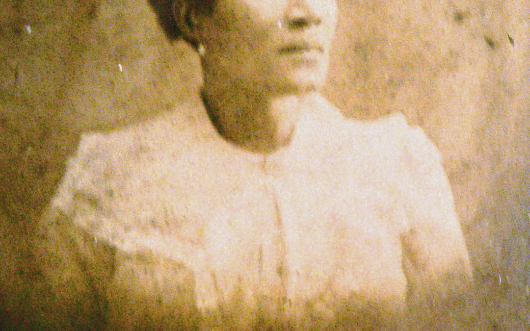 Laura A Landrum Youngblood, Edgefield, SC, Unknown Date, Contributed by Barbara Elam McLeod