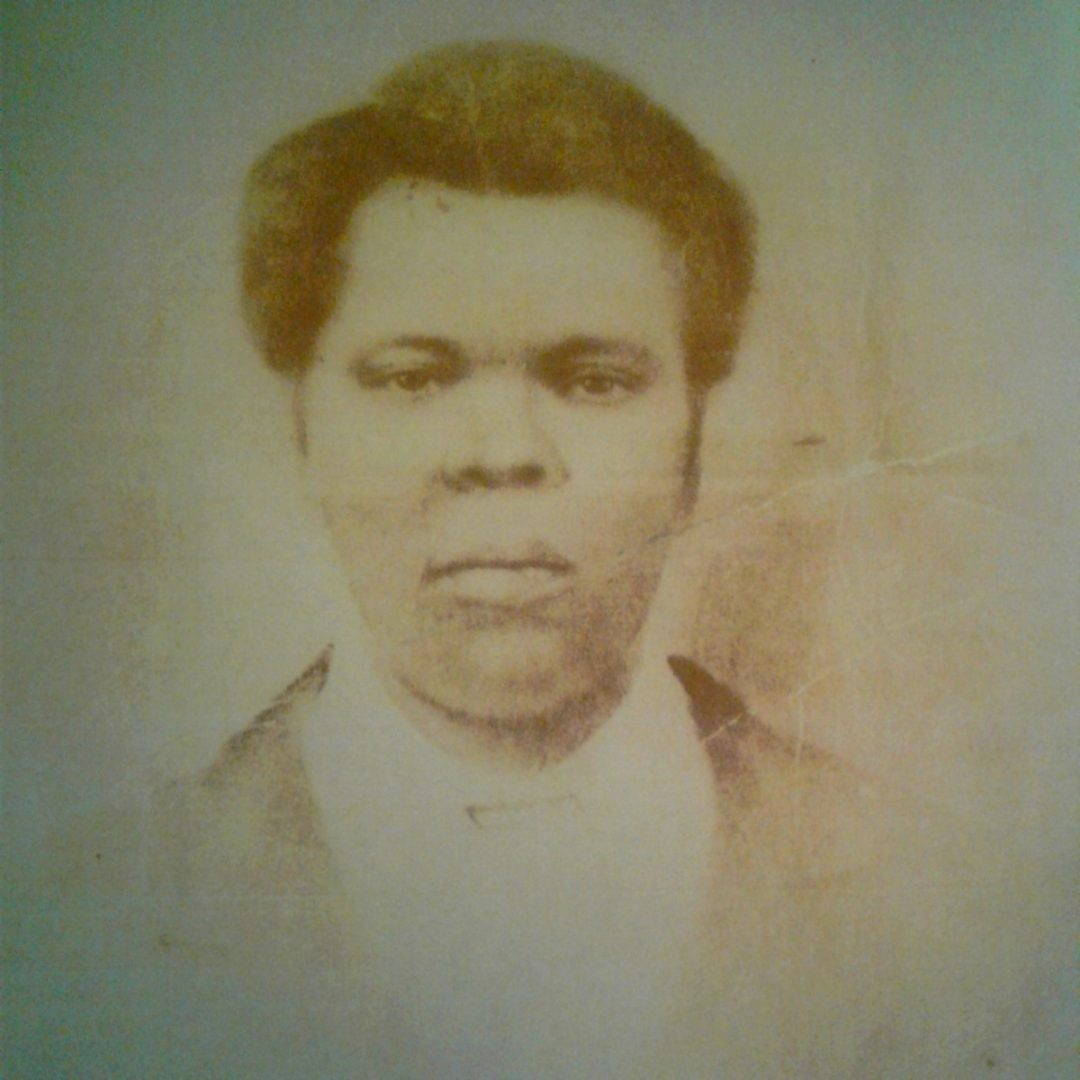 Mollie Brown Williams, Hilltonia, GA, ca. 1890, Contributed by Great Grandson Quincy A Guest Jr..