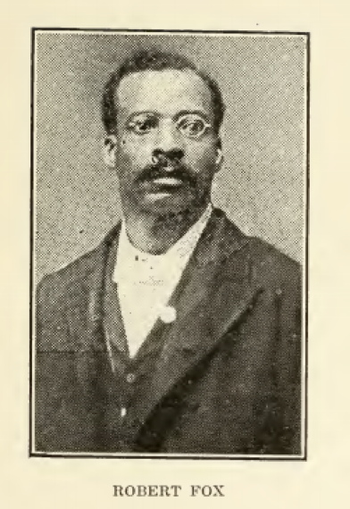 Photo of Reverend Robert Fox