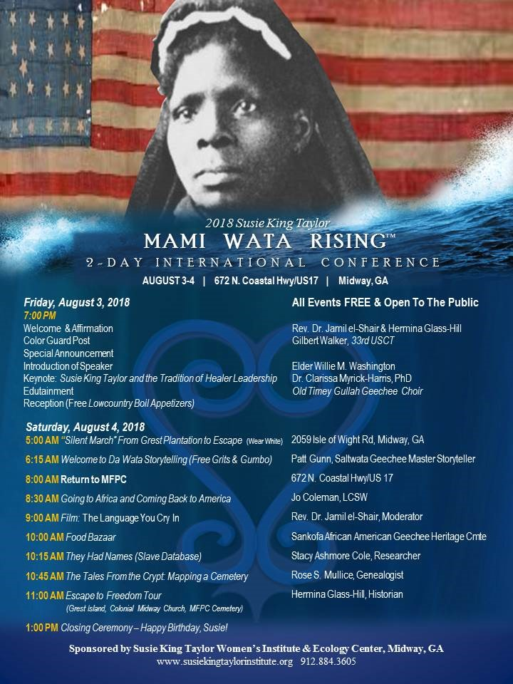 Mami Wata Rising Celebration