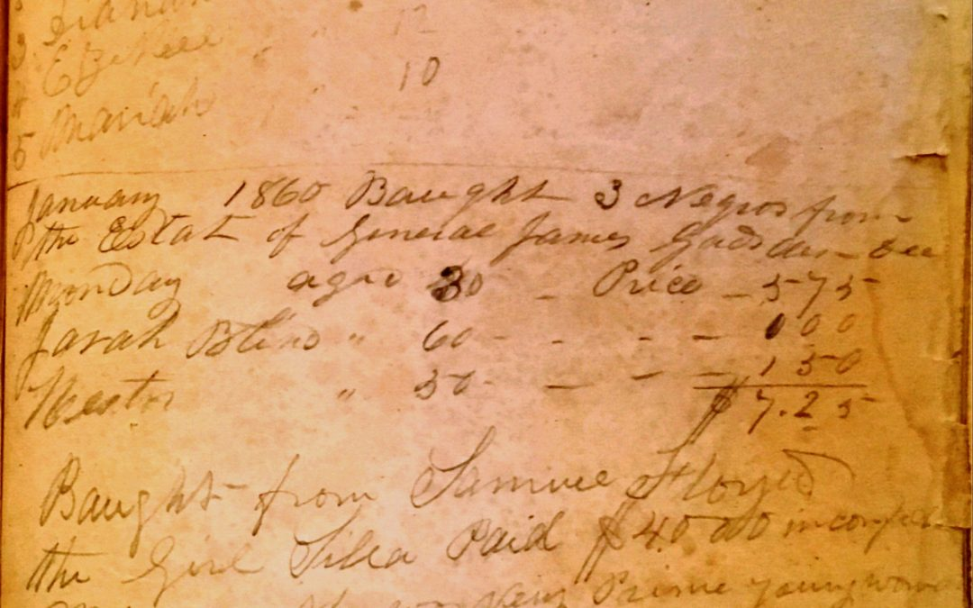 African American Genealogy: When the Pieces Come Together – Guyton Family Bible, Oakley Plantation, Berkeley, SC