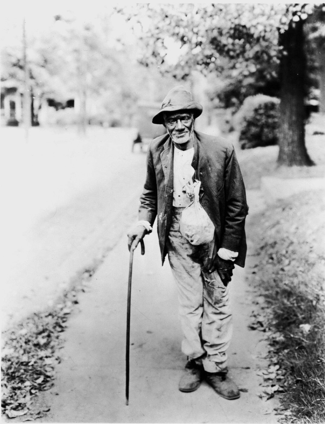 Jim Rumph Early 1900s SC Contributed by Lynda Smith Harris