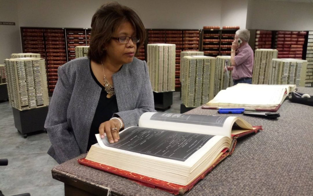 African American Genealogy: Martha Vance Sold Property to Alice G. Shiver