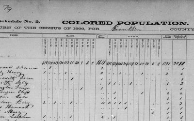 Alabama State Census, 1866
